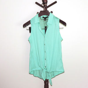 French Laundry sleeveless top